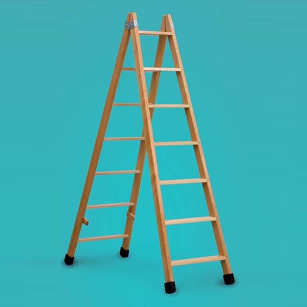 AGUERRI - Escaleras de madera